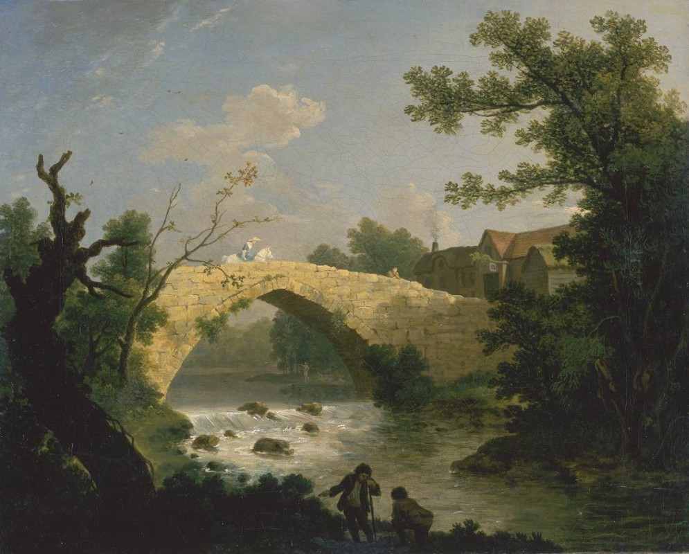 1768, oil paint on canvas